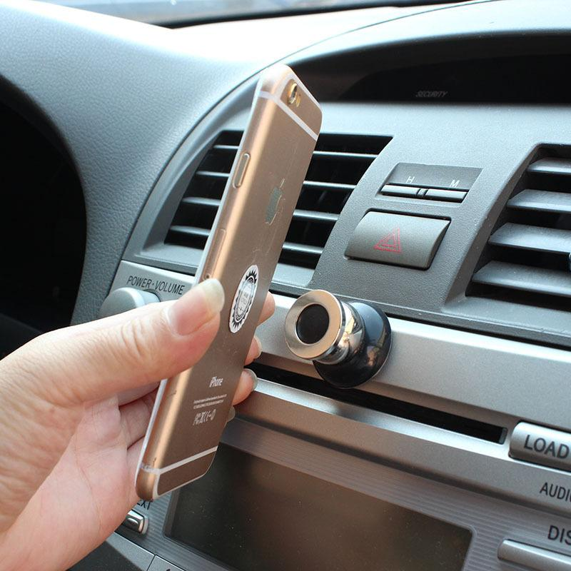 360 Degree Rotating Magnetic Phone Holder