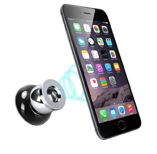 360 Degree Rotating Magnetic Phone Holder