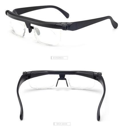 Adjustable Vision Glasses